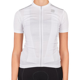 Sportful Supergiara Maglietta Donna, bianco